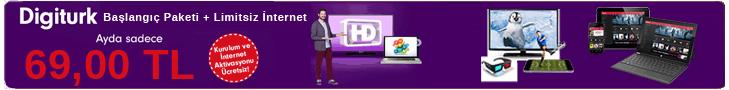 DigiNet, Digiturk �nternet Paketleri