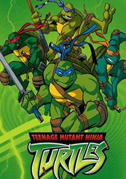 Ninja Kaplumbağalar Digiturk Dünyası