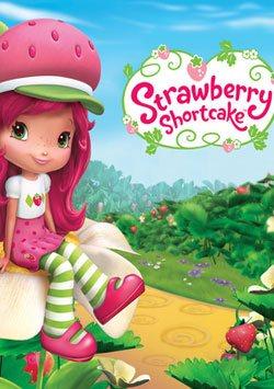 Cilek Kiz Strawberry Shortcake Digiturk Dunyasi