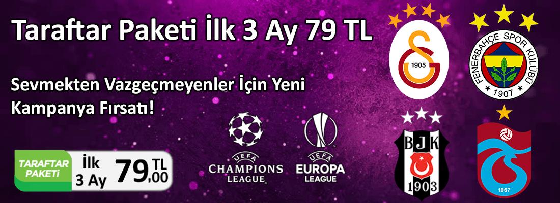 Süper Lig Taraftar Paketleri