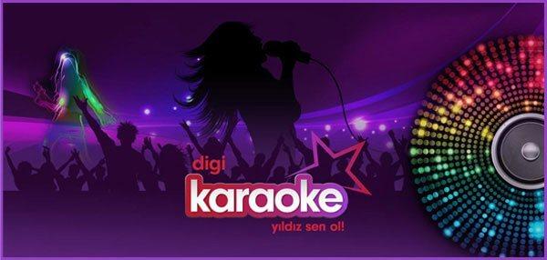 izmir-Digiturk Karaoke Şarıkları, Şarkı Listesi