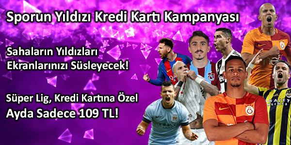 beIN Sports Lig TV Kredi Kartlı Kampanya