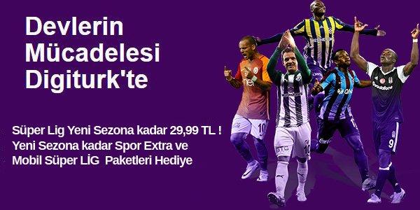 Türksat Lig TV Kampanyası
